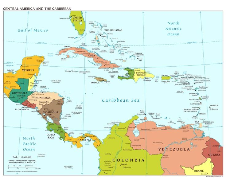 maps-of-central-america-and-the-caribbean-central-map-of-and-the